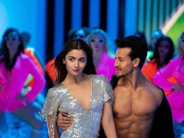 Alia Bhatt and Tiger Shroff sizzle in Hook Up song from Student Of The Year 2