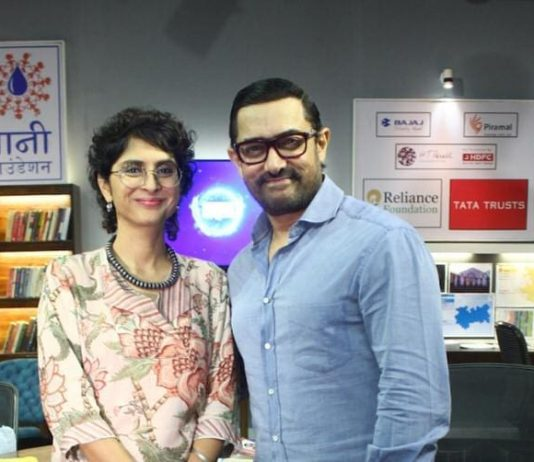 Aamir Khan shares ten second films made by wife Kiran Rao