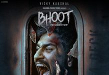Karan Johar unveils first poster of horror flick Bhoot: Part One – The Haunted Ship