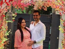 Esha Deol and Bharat Takhtani welcome second baby girl
