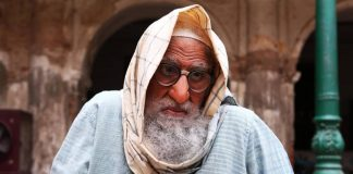 Amitabh Bachchan's first look from Gulabo Sitabo unveiled