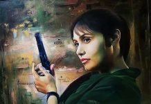 Rani Mukerji gets a special gift from art director of Mardaani 2