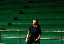 Parineeti Chopra practices hard for upcoming Saina Nehwal biopic