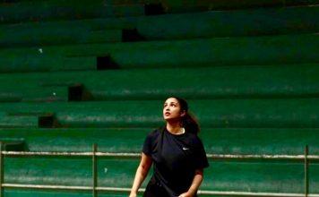 Parineeti Chopra practices hard for upcoming Saina Nehwal biopic