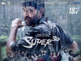 Hrithik Roshan unveils poster of Super 30