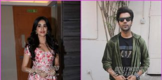 Rajkummar Rao and Janhvi Kapoor shoot for RoohiAfza near Agra