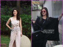 Alia Bhatt and Pooja Bhatt wrap first schedule of Sadak 2