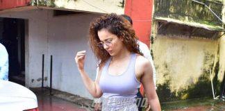 Kangana Ranaut gets in to a heated argument with journalist at song launch