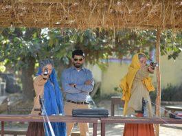 Taapsee Pannu and Bhumi Pednekar starrer Saand Ki Aankh teaser unveiled