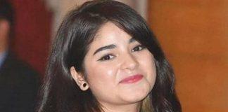 Zaira Wasim quits showbiz citing religion issues