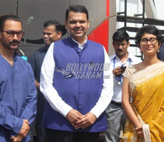 Aamir Khan donates Rs. 25 lakhs for flood redden areas in Maharashtra