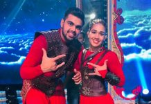 Babita Phogat and Vivek Suhag eliminated from Nach Baliye 9