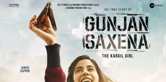 Janhvi Kapoor starrer Gunjan Saxena – The Kargil Girl new poster unveiled