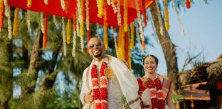 Raghu Ram and Natalie Di Luccio expecting first child together
