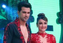 Urvashi Dholakia and Anuj Sachdeva eliminated from Nach Baliye 9