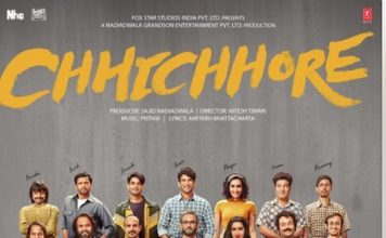 Chhichhore movie review
