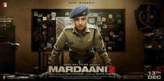 Rani Mukerji starrer Mardaani 2 teaser unveiled