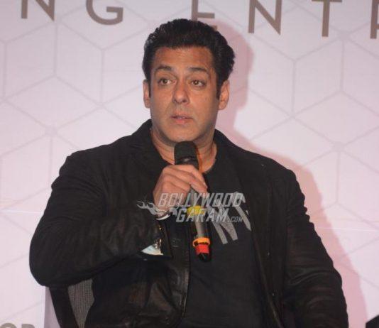 Salman Khan unveils motion poster of Dabangg 3