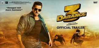 Dabangg 3 official trailer out now!