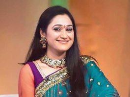 Disha Vakani shoots for a special episode on Taarak Mehta Ka Ooltah Chashmah
