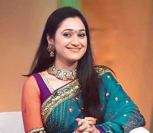 Disha Vakani shoots for a special episode on Taarak Mehta Ka Ooltah Chashmah