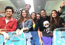 Housefull 4 cast takes the Housefull 4 Express for promotions
