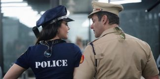 Preity Zinta meets Salman Khan in his Chulbul Pandey character