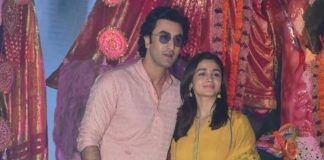 Ranbir Kapoor and Alia Bhatt arrive in Manali to shoot for Brahmastra