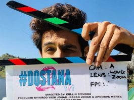 Team Dostana 2 moves on to shoot in Chandigarh