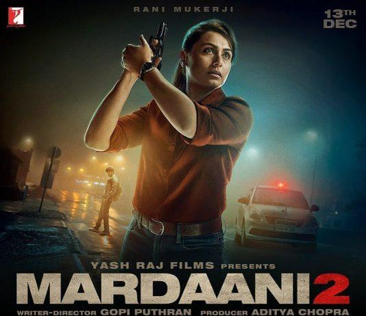 Rani Mukherji on a quest to find serial Rapist in Mardaani 2 official trailer