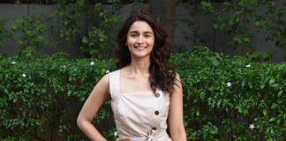 Alia Bhatt soon to begin work on Gangubai Kathiawadi by Sanjay Leela Bhansali