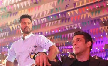 Salman Khan introduces the antagonist of Dabangg 3