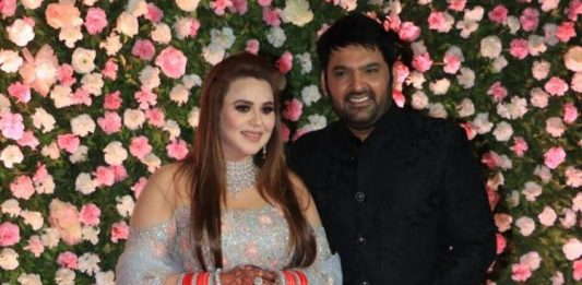 Kapil Sharma and Ginni Chathrath blessed with a baby girl