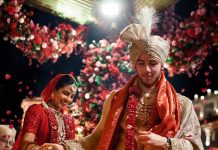 Priyanka Chopra shares unseen pictures from wedding day on first wedding anniversary