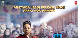 Aayushmann Khurrana announces wrap of Shubh Mangal Zyada Saavdhan