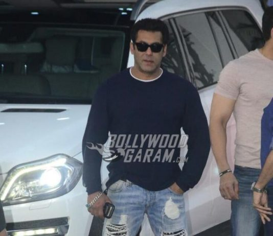 Salman Khan snatches phone from fan taking a selfie without permission