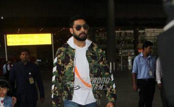 Abhishek Bachchan begins preparation for Bob Biswas with Shah Rukh Khan