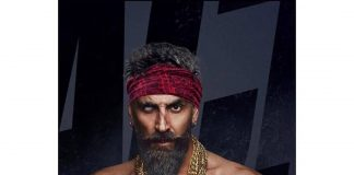 Akshay Kumar unveils his look from film Bachchan Pandey