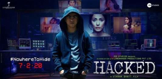Hina Khan to make her debut with Hacked