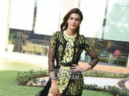 Kriti Sanon to put on 15 kgs for her role in Mimi