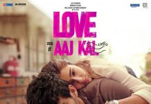 Sara Ali Khan and Kartik Aaryan starrer Love Aaj Kal first poster out!