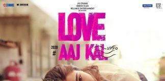 Sara Ali Khan and Kartik Aaryan starrer Love Aaj Kal first poster out!
