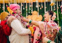 Neha Pendse and Shardul Singh Bayas get married after dating for three months