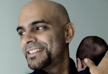 Raghu Ram shares new pictures of son Rhythm