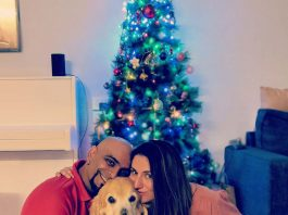 Raghu Ram and Natalie Di Luccio blessed with a baby boy