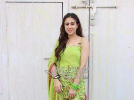 Sara Ali Khan roped in to star with Dhanush in Atrangi