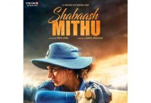 Taapsee Pannu shares first look of Shabaash Mithu