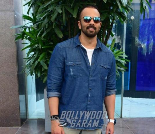 Rohit Shetty prepares for Singham 3 with Ajay Devgn
