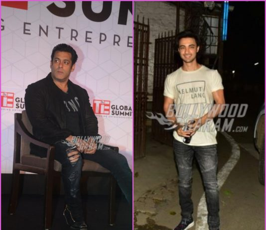 Salman Khan and Aayush Sharma to share screen space in upcoming film