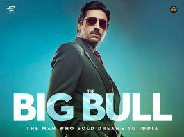 Abhishek Bachchan unveils new poster of The Big Bull
